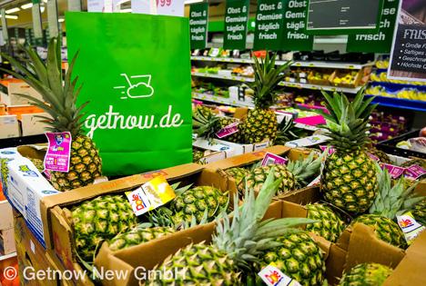 Getnow de Online-Supermarkt getnow de Foto © Getnow New GmbH