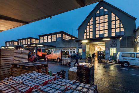 Foto © Großmarkt in Sendling. Jetzt. Michael Reichel