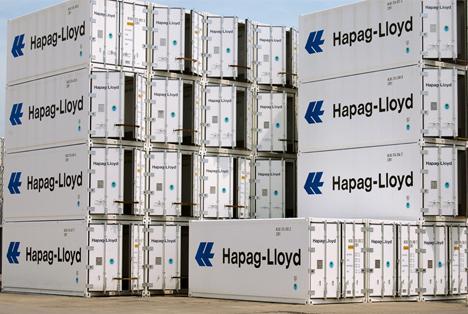 Hapag-Lloyd erweitert Reefer Flotte um 11.100 neue Container