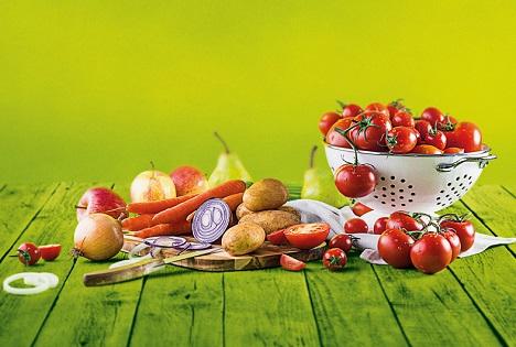 Österreich: Hofer ursprüngliches Obst und Gemüse für Babys