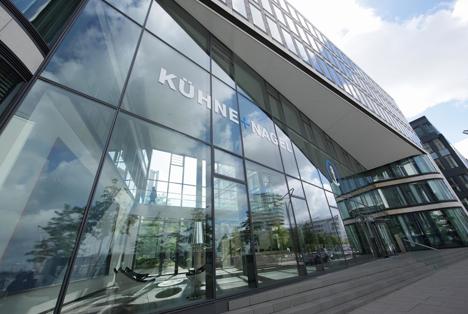 Foto © Kühne + Nagel INC