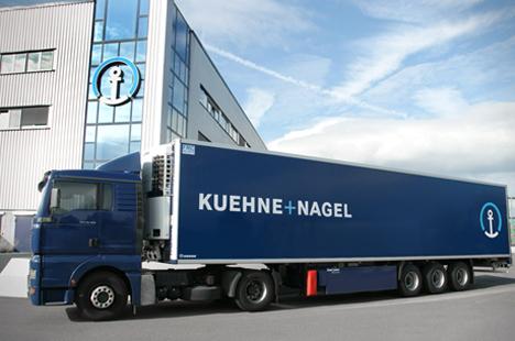 Foto © Kühne + Nagel