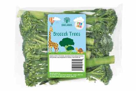 Oaklands Fun Size - Broccoli Trees. Foto © Lidl UK