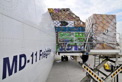 Foto Lufthansa Cargo Fotograf Stefan Wildhirt