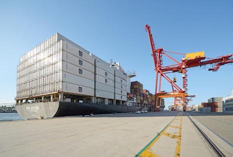 Foto ©  Mediterranean Shipping Company