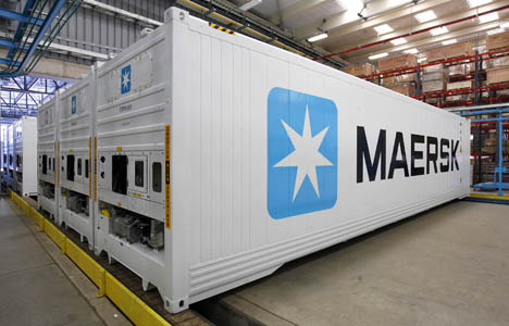 Foto © MCI Maersk star-cool-integrated-reefer-container-25-HR
