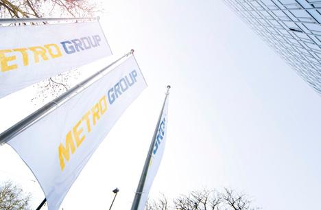 Metro Group Fahnen