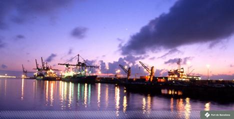 Foto ©  Port de Barcelona Prince of Spain dock