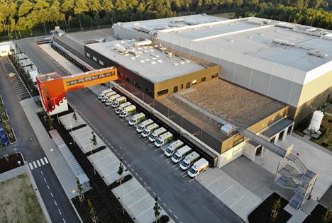 Rewe Group eröffnet erstes technologisiertes Food Fulfillment Center 2.0