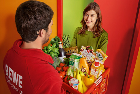 Rewe Group Lieferservice