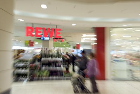 Rewe city Foto Rewe Group