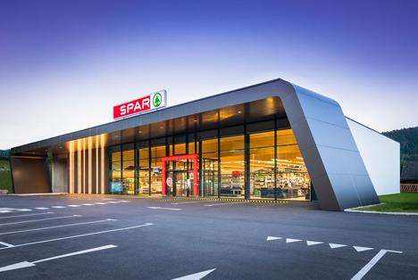 Spar Österreich-Gruppe wächst kräftig