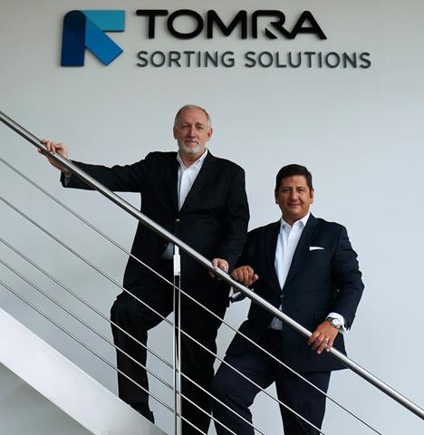 Tomra Logo CEO