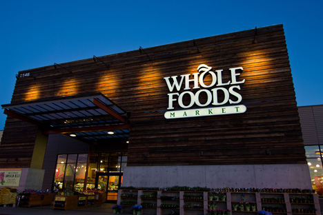 Whole Foods Market Blossom_Hill_store Foto © Whole Foods
