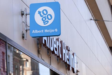 ah to go entree Fotoquelle Albert Heijn