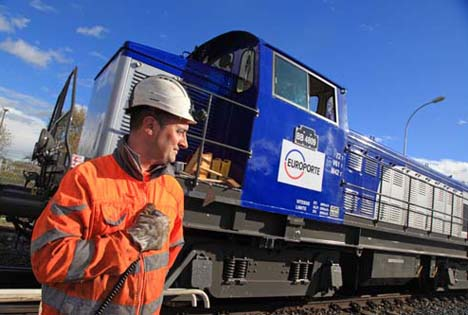 europorte-5 Rail freight Europorte  ©2018 Getlink