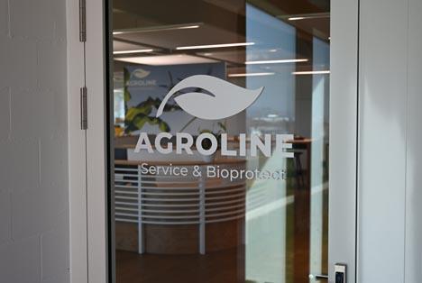 AGROLINE-Bioprotect Gebäude. Foto © fenaco Genossenschaft