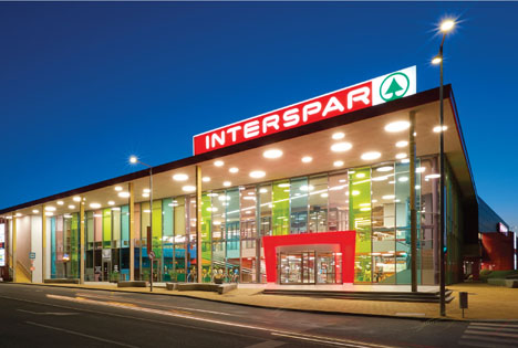 Interspar. Foto © SPAR International