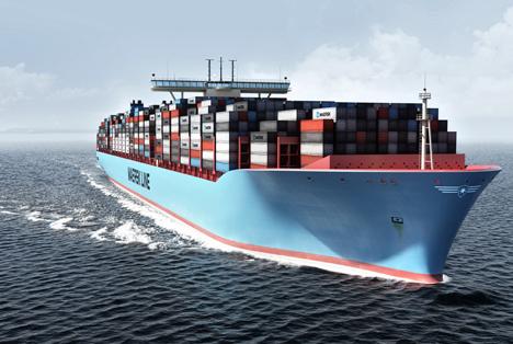 Maersk-Familie übernimmt größere Kontrolle der Gruppe