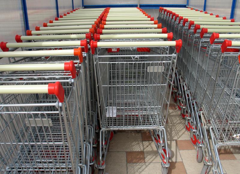 Supermärkte wachsen doppelt so stark wie Discounter