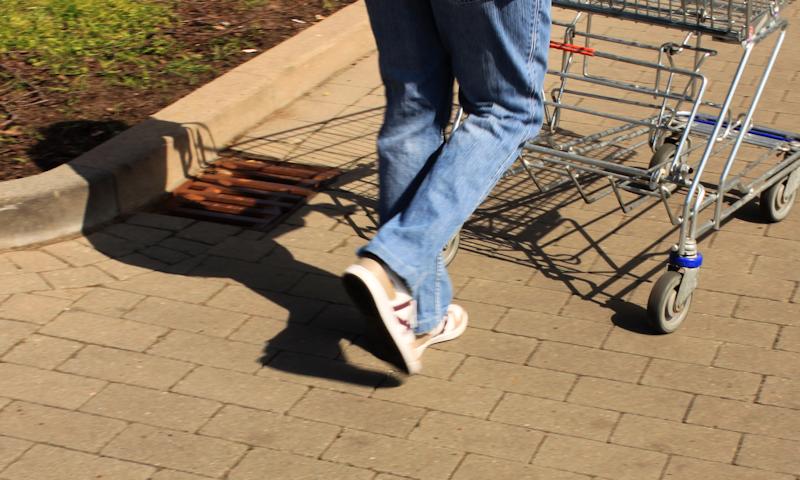 Einkaufen - Konsumklima