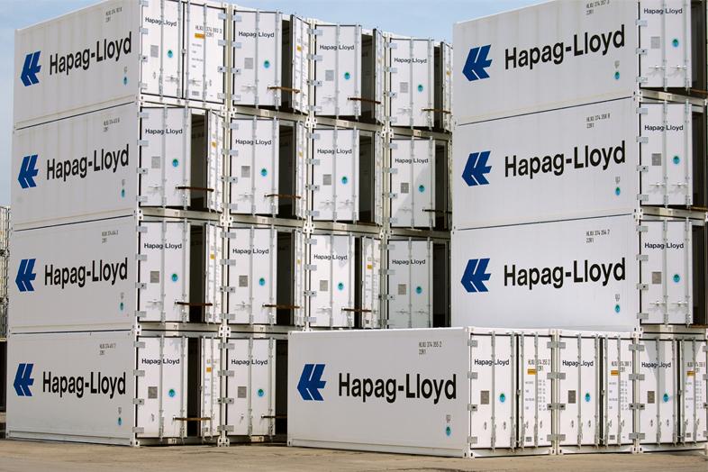 © Hapag-Lloyd-Kühlcontainer