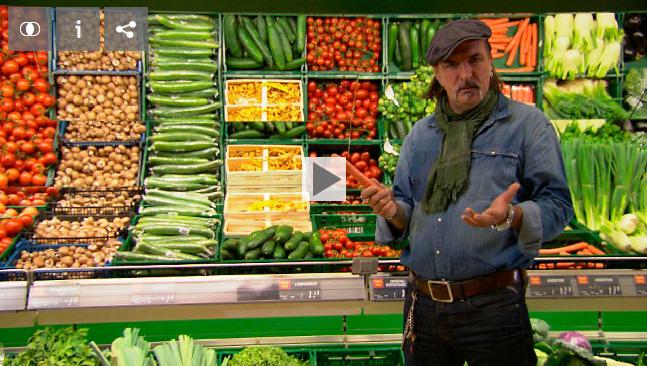Obst und Gemüse - wo sind die gute alte Sorten?