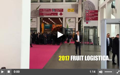 VIDEO: Was Aussteller an der FRUIT LOGISTICA lieben - Impressions – 2nd day.