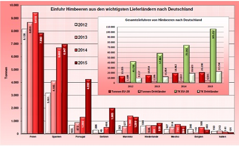 BLE-Marktbericht KW 34 / 16 Grafik