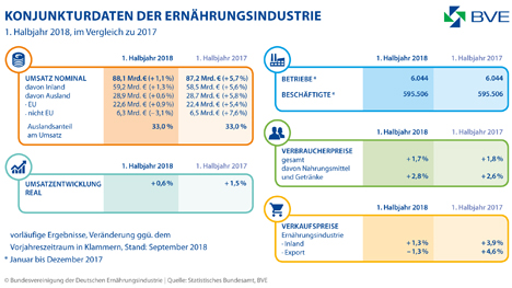 """Download """"BVE-Halbjahresbilanz 2018 in Zahlen"""" (pdf)"""
