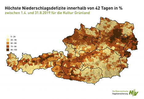 Grafik © Österreichische Hagelversicherung
