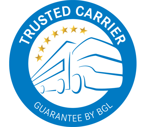 Trusted Carrier-Logo BGL