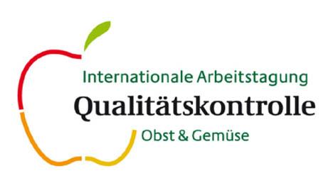 Logo Internationale Arbeitstagung Qualitätskontrolle Obst und Gemüse