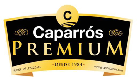 Logo Caparros Premium