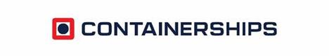 Ein neues Logo, das die Integration von Containerships in die CMA CGM Group widerspiegelt