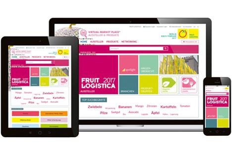 Fruit Logistica Virtual Market Place®