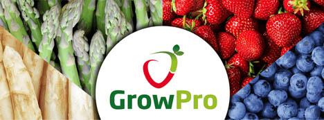 GrowPro logo