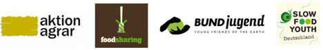Kampagne Leere Tonne Logo