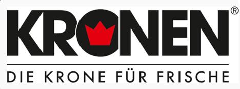 Die Krone für Frische - Neues Logo der KRONEN GmbH