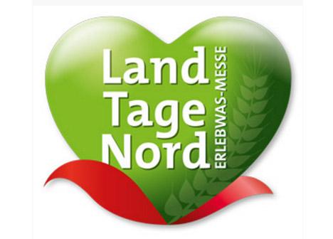 Logo LandTageNord in Wüsting