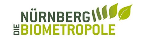 Nürnberg die Biometropole logo