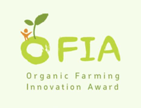logo Organic Farming Innovation Award (OFIA)