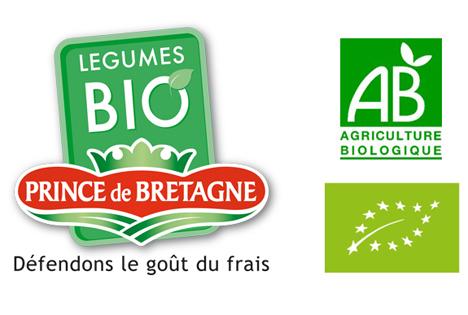 Prince de Bretagne Bio-Herbstsortiment