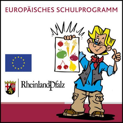 © Logo EU-Schulprogramm - MUEEF RLP