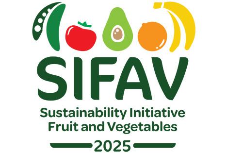 SIFAV Logo präsentiert neue verstärkte Nachhaltigkeitsstrategie für 2025