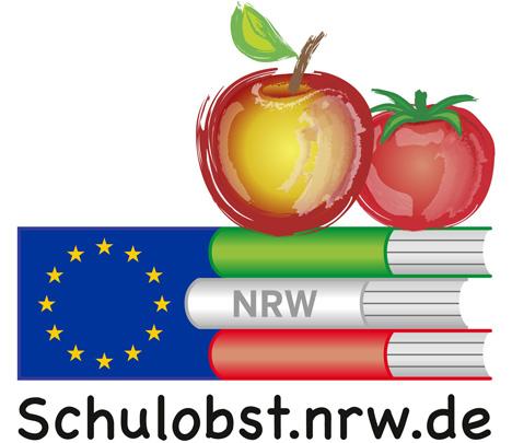Schulobst NRW Logo