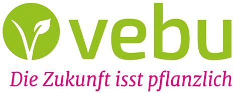 Vebu logo Pay off