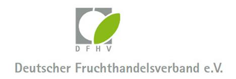 der Deutsche Fruchthandelsverband e.V. (DFHV)Logo