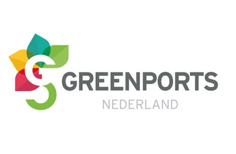 Logo Greenports Nederland