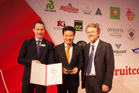 Asiafruit Congress Asia Fruit Awards 2016 Fruitday
